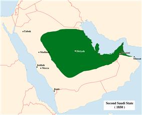 Second Saudi State