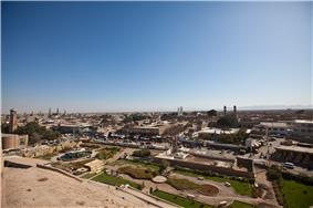 View from the Herat Citadel