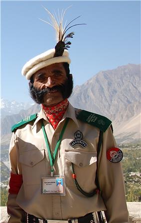 Security officer at Gilgit Fort.jpg