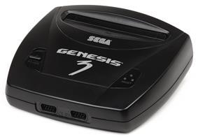 Majesco's Sega Genesis 3