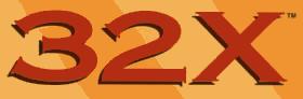 32X logo
