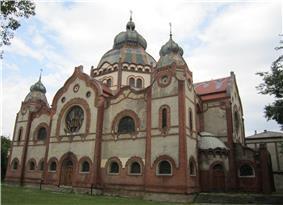 Serbia - Subotica - Synagogue.JPG