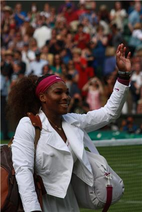 Serena Williams won two slams and an Olympic gold in singles