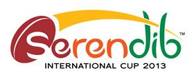 Official logo of the Serendib International Cup