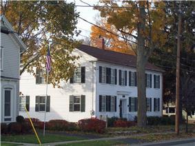 Seth M. Gates House