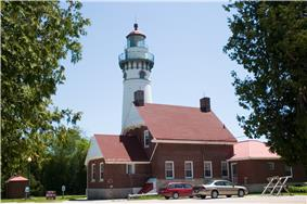 Seul Choix Pointe Light Station