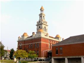 Sevier County Courthouse