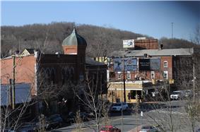 Downtown Seymour Historic District