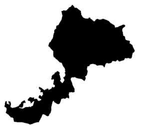 Shadow picture of Fukui Prefecture