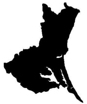 Shadow picture of Ibaraki Prefecture