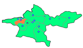 Shahriar County in Tehran Province