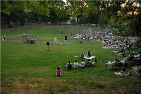 Clark Park, West Philadelphia