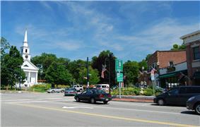 Sharon Historic District