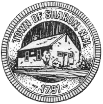 Official seal of Sharon, New Hampshire