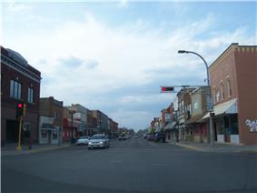 Shawano Main Street Historic District