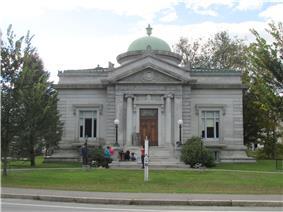Shedd-Porter Memorial Library