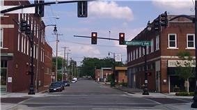 Sheffield Downtown Commercial Historic District