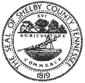Seal of Shelby County, Tennessee