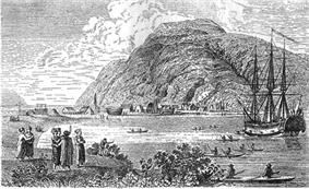 Shelikhov's settlement on Kodiak