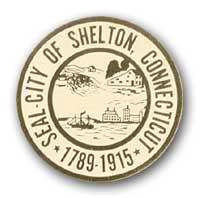 Official seal of Shelton, Connecticut