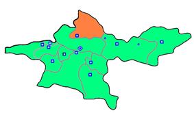 Shemiranat County in Tehran Province