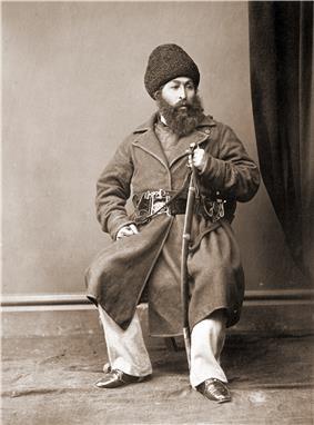 Sher Ali Khan of Afghanistan