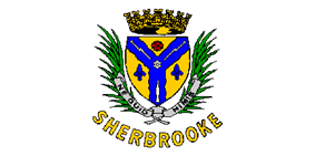 Flag of Sherbrooke