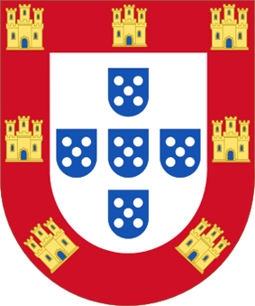 Portuguese coat of arms (1481–1910)
