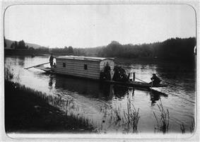 The Shitik at Lena river