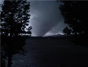 Shoal Creak Tornado