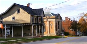 Shrewsbury Historic District
