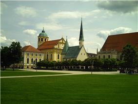 The Shrine of Our Lady of Altötting