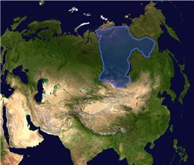 Siberian craton