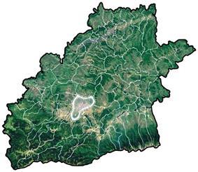 Administrative territory of Sibiu in Sibiu County