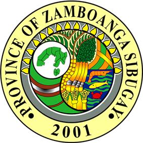 Official seal of Zamboanga Sibugay