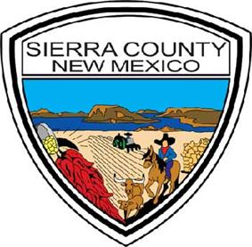 Seal of Sierra County, New Mexico
