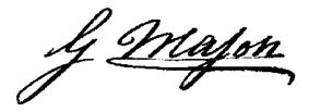 G Mason