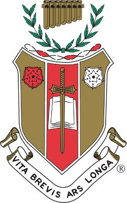 Coat of Arms of Sigma Alpha Iota