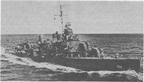 USS Sigsbee (DD-502)