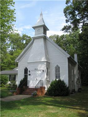 Silverbook Methodist Church