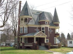 Simeon B. Robbins House