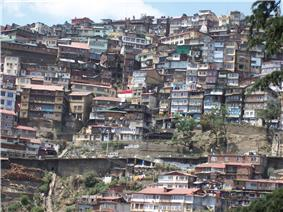 Simla town these days 1.JPG