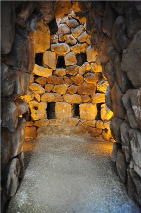 Site nuragique de Barumini Su Nuraxi en Sardaigne, Italie -035.JPG