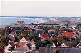Skyline of Skagen