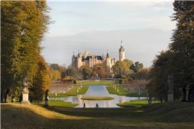 Schwerin Palace - Parliament of Mecklenburg-Vorpommern