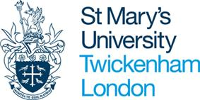 Crest of St Mary's University, Twickenham