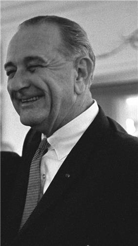 Photo of Texas State Alum, Lyndon B. Johnson