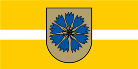 Flag of Smiltene Municipality