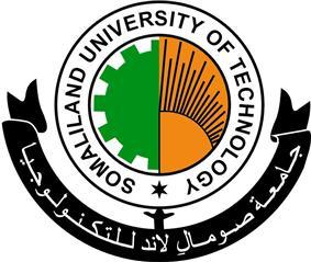 Logo of Somaliland University of Technology