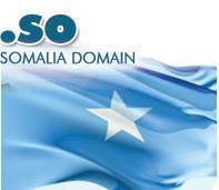 .so Internet domain registration